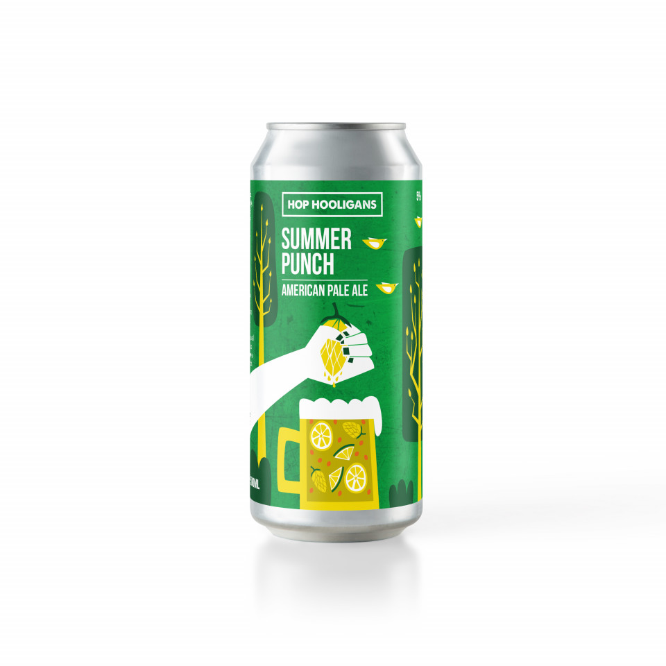 Hop Hooligans - Summer Punch