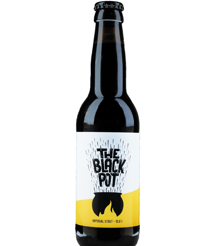 Wicked Barrel / Bereta  - The Black Pot (11.2020) - yellow edition