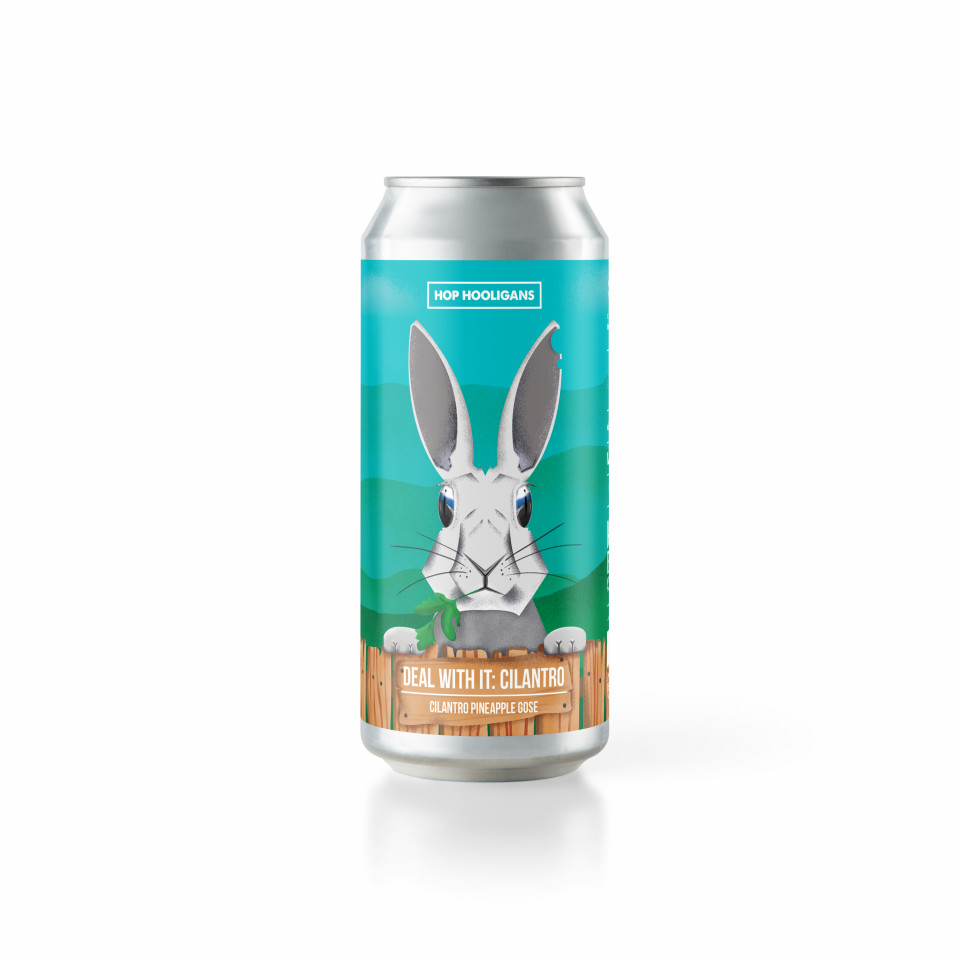 Hop Hooligans - Deal With It: Cilantro